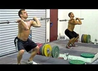 Olympiske løft, utførelse og innlæring