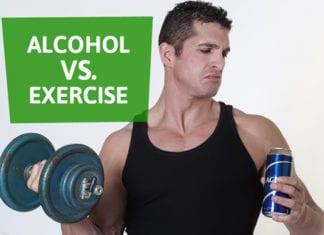 Alkoholens effekt på kropp og trening