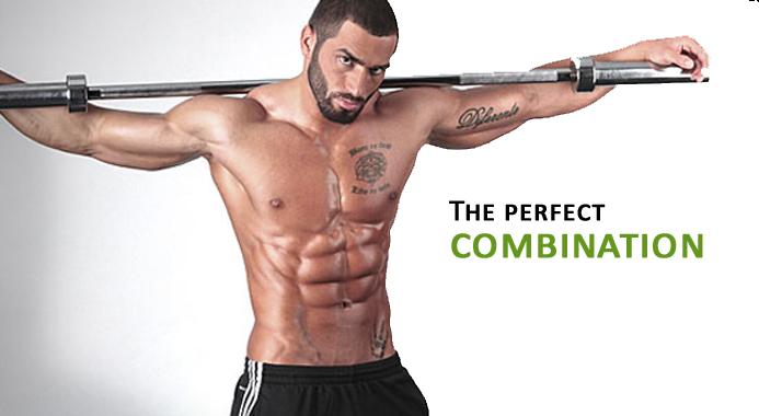 Bygg-muskler-med-CLA-protein-kreatin