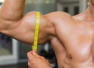 Biceps mål