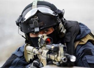 Forsvarets spesialjegere treningsprogram
