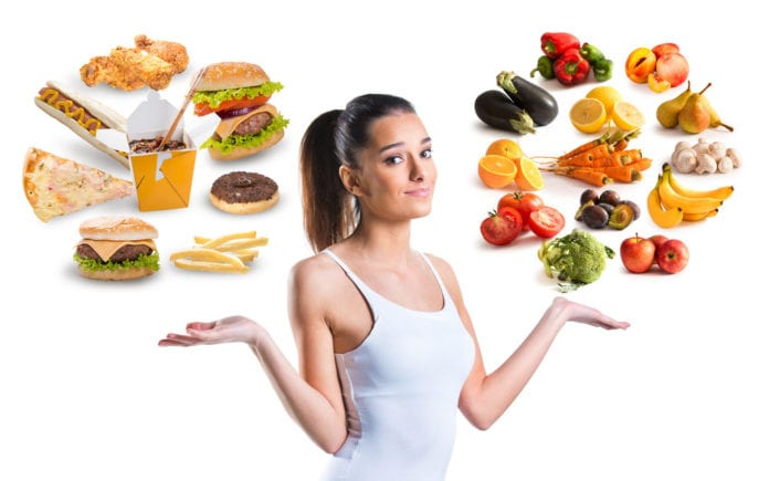 Hva skal man spise
