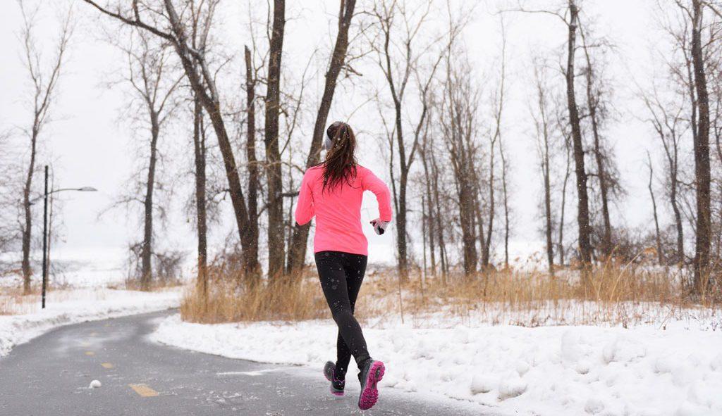 running-outside-winter