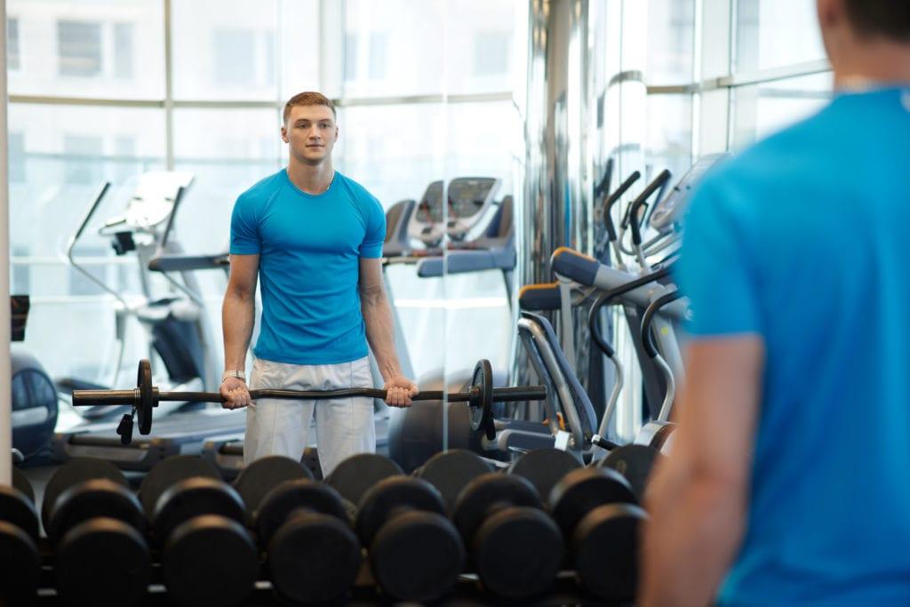 Enkle grep som å visualisere deg selv utføre en øvelse, kan hjelpe deg til å løfte tyngre.
