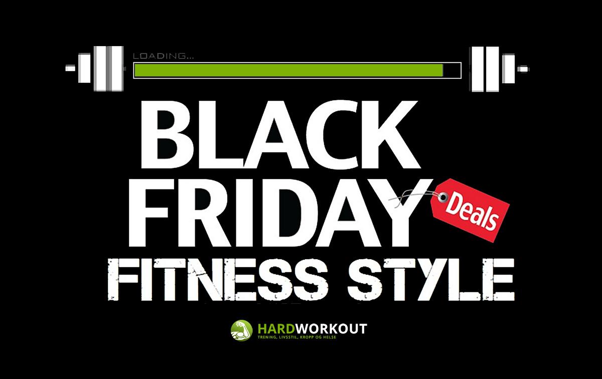 f90bff33 De beste tilbudene på Black Friday – Kostilskudd, treningsklær og  treningsutstyr