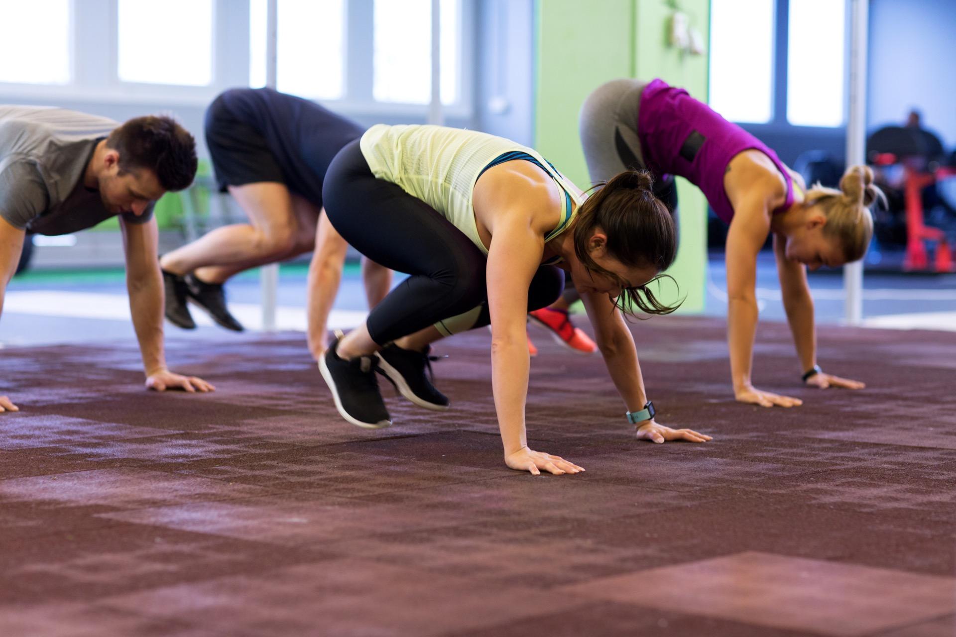 effektiv fettforbrenning trening