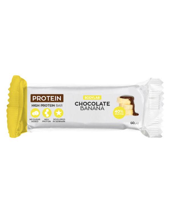 test av proteinbars