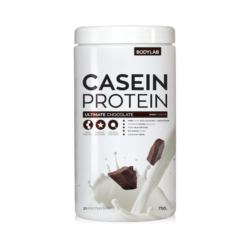 kasein proteinpulver muskelvekst og slanking