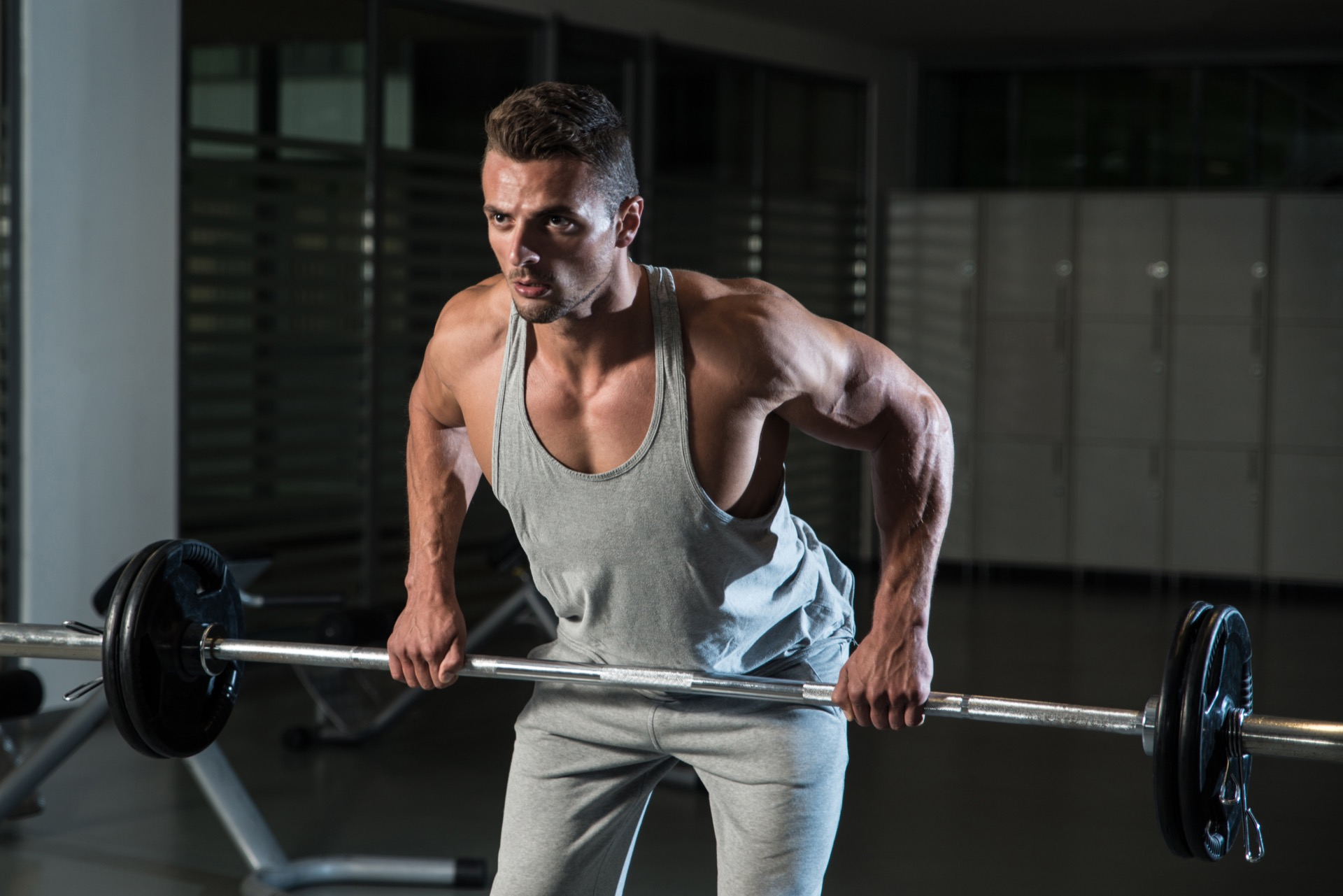 Framoverlent roing testosteron