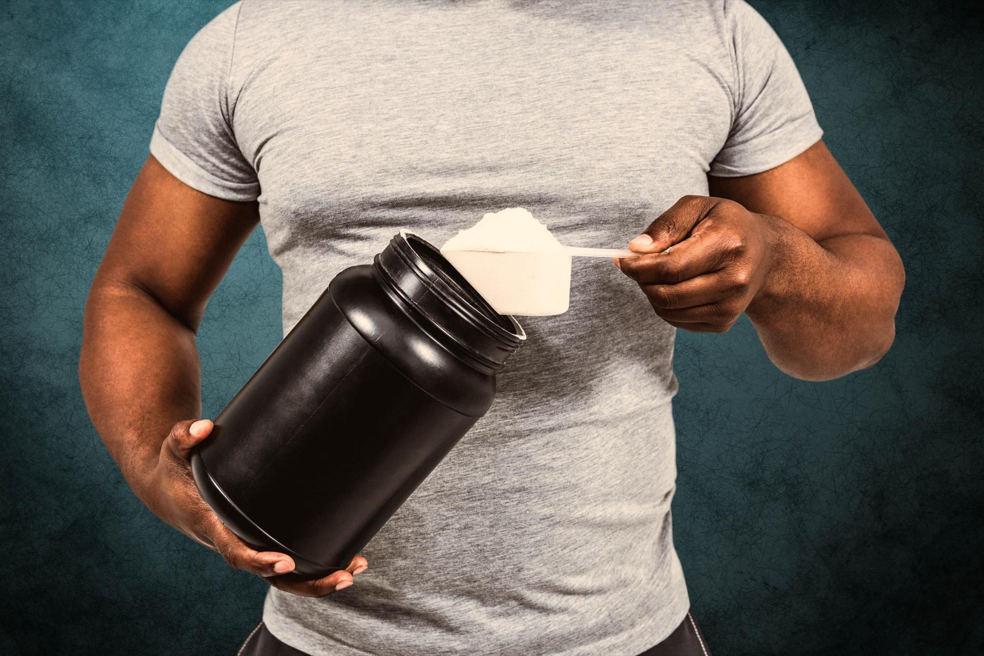 proteinpulver for vektnedgang