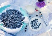 blåbær sunt