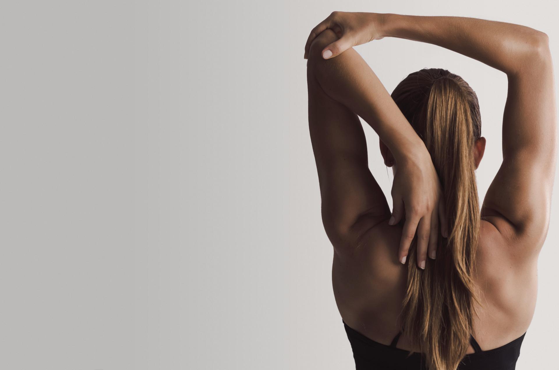 Fleksibilitetstrening tøying av muskler