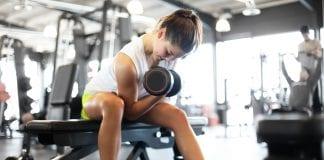 utholdenhetstrening kan bidra til muskelvekst