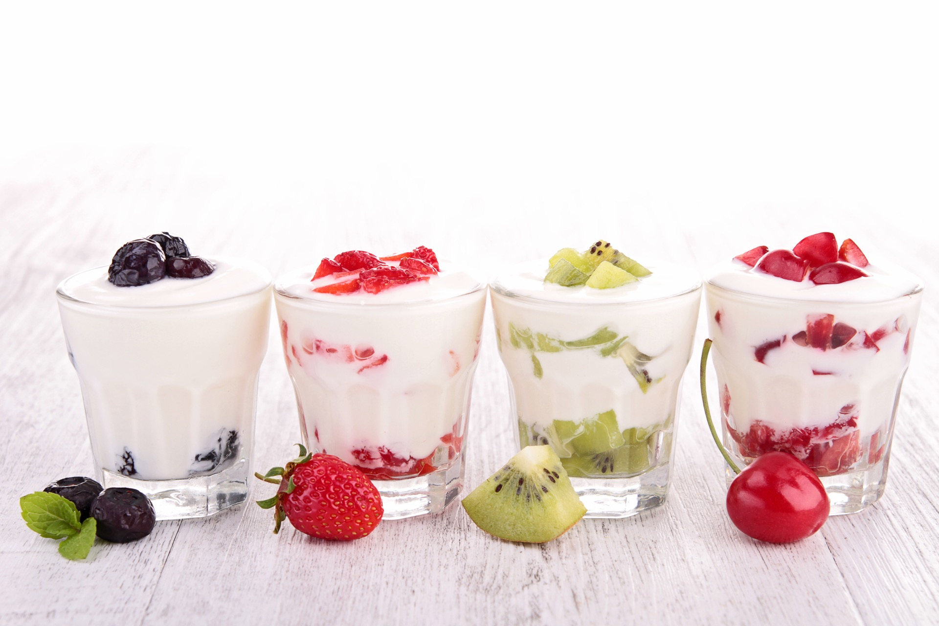 yoghurt mat for økt sexlyst