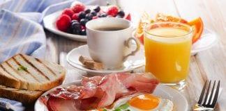 frokost proteiner