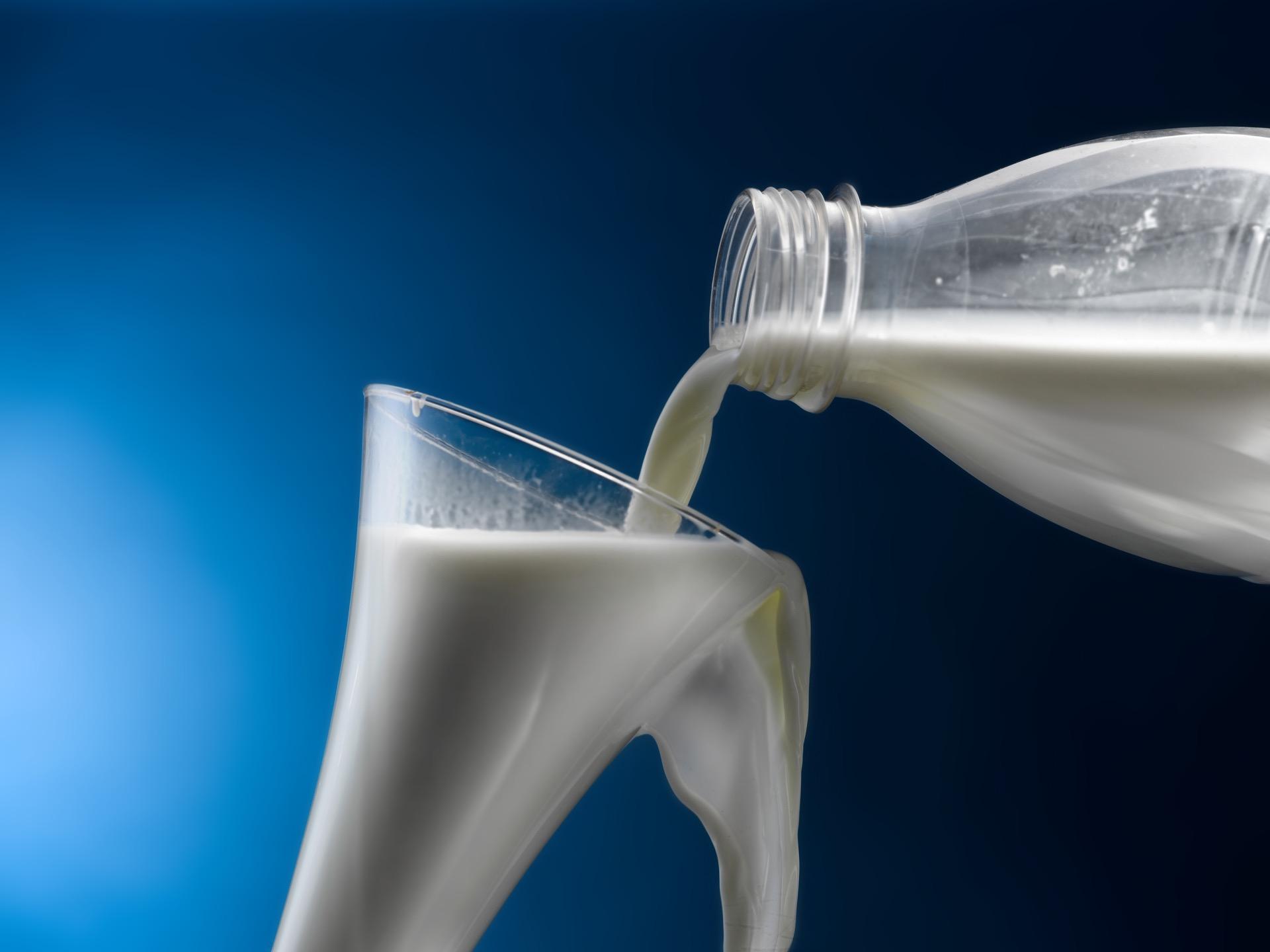 melk er sunt