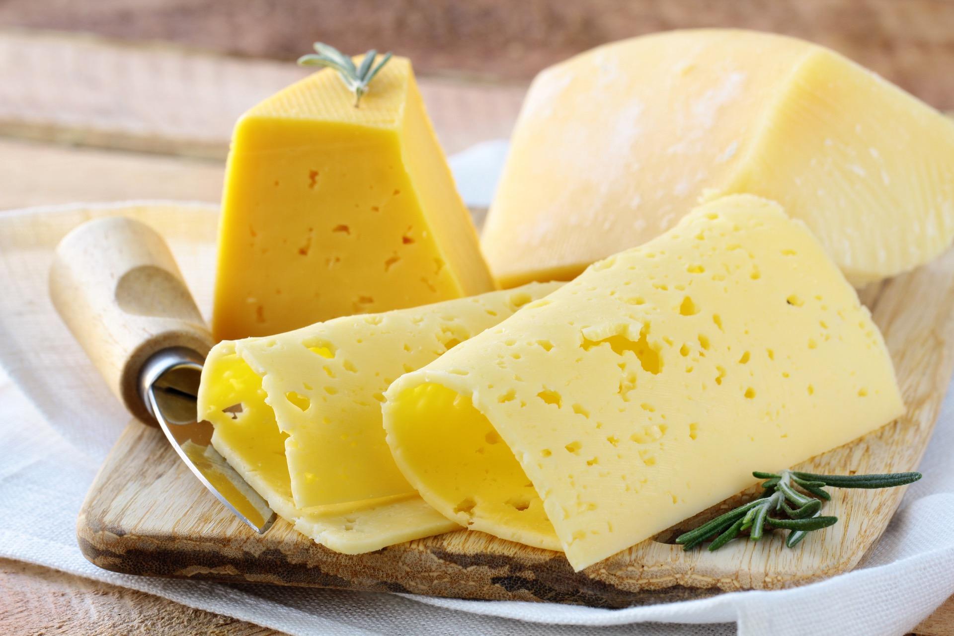 melk er sunt, ost