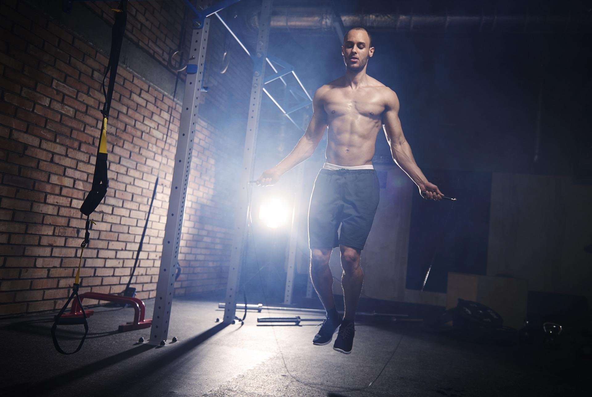 styrketrening fettforbrenning