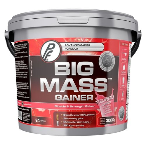 weight gainer best I test kosttilskudd