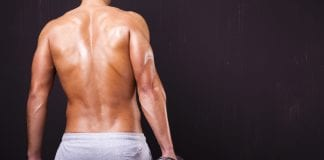 øvelser for sterkere rygg