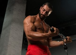 cable curl biceps