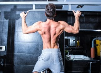 bar muscle-up