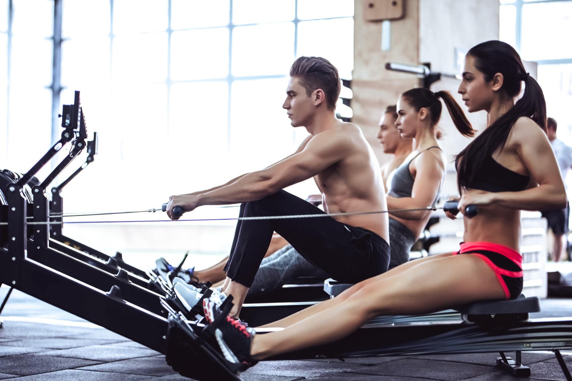 fettforbrenning trening