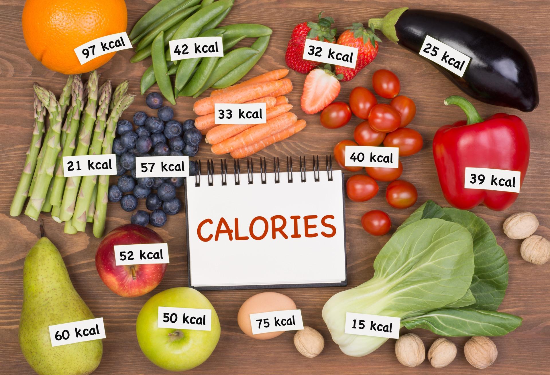 0 kalori mat