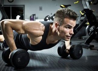 dype push-ups