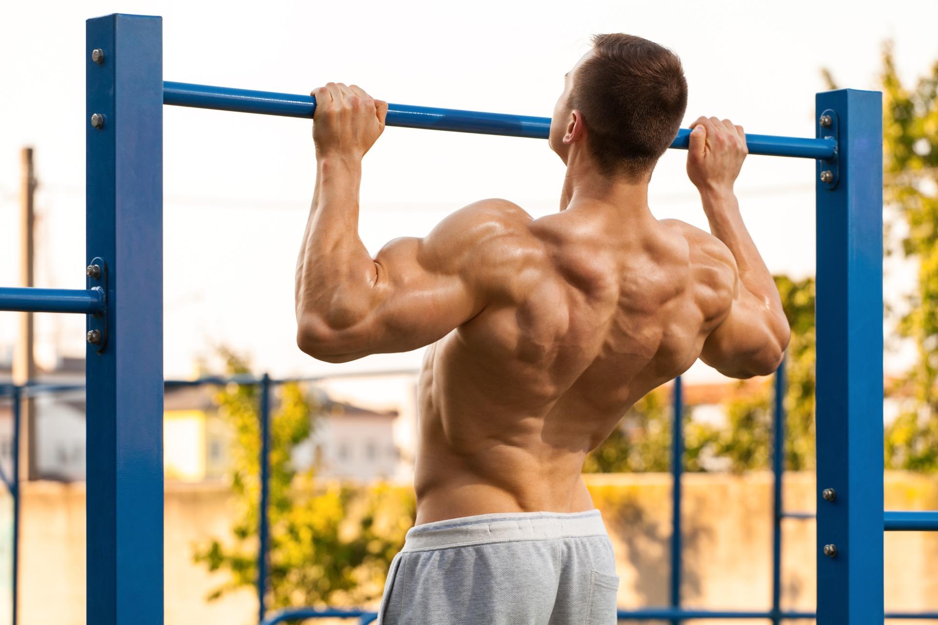sterk rygg