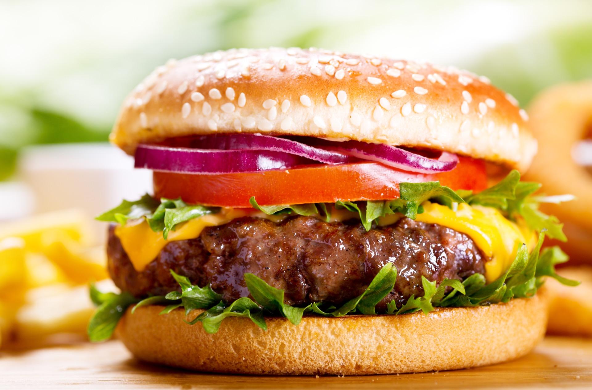 hamburger sunn mat
