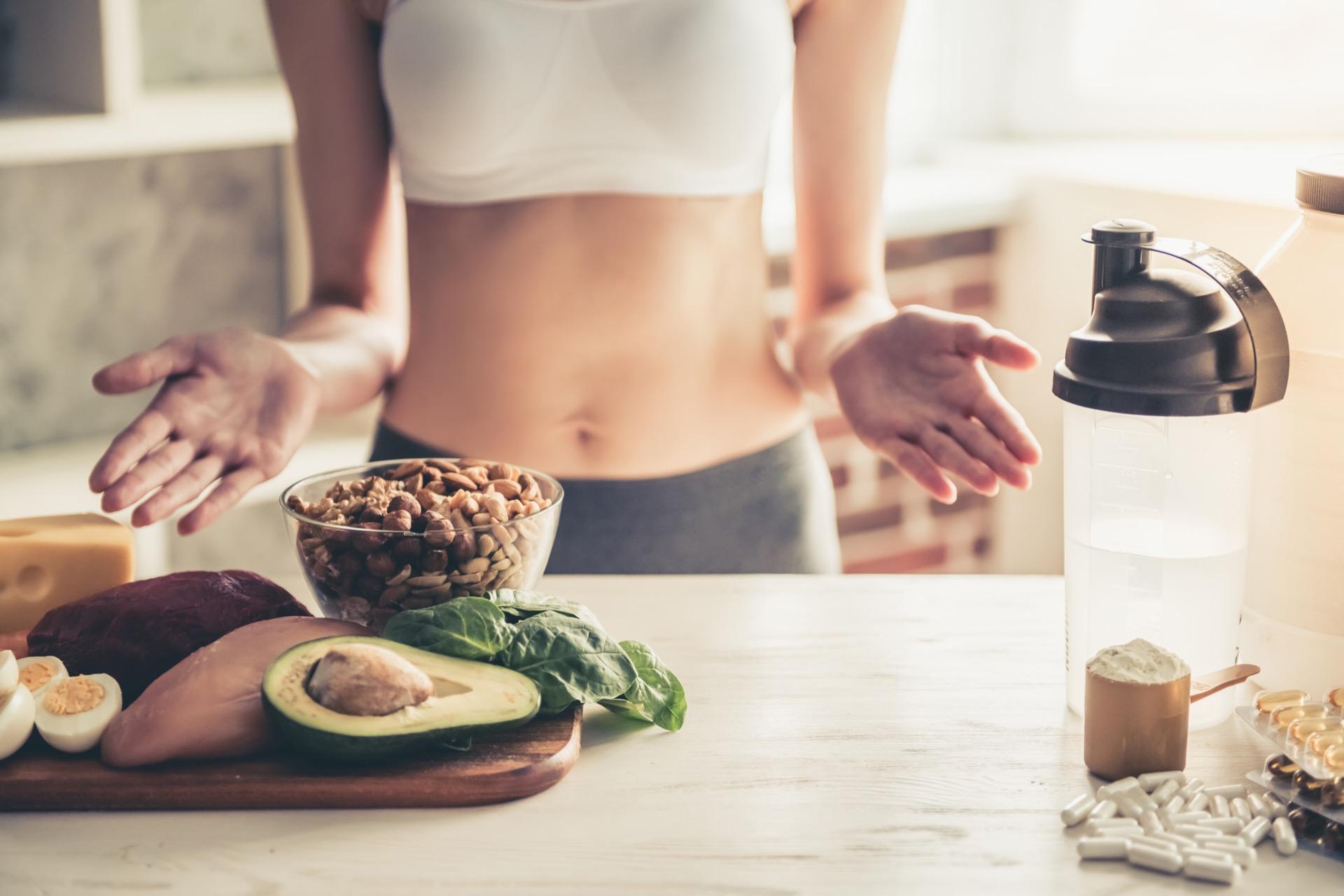 næring trening karbohydrater