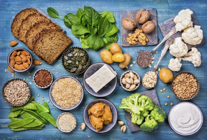 veganer proteiner