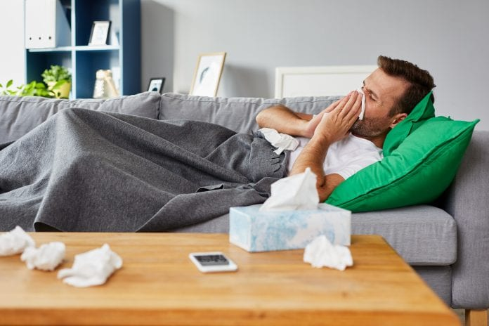 manneinfluensa