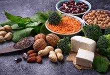 veganske proteiner