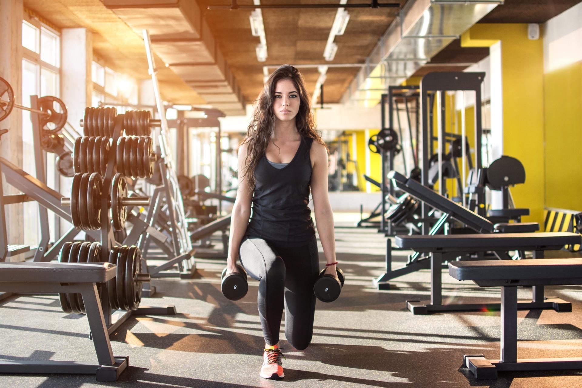 løping og styrketrening