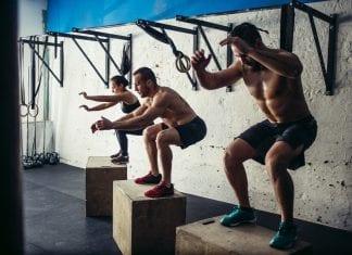 hiit trening