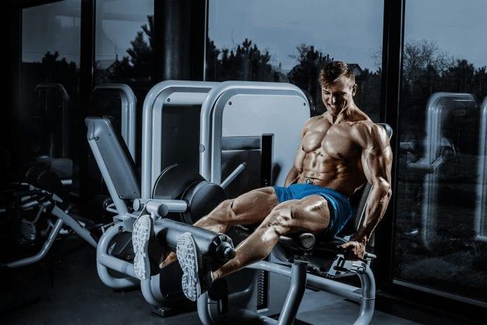 sterke lår trening