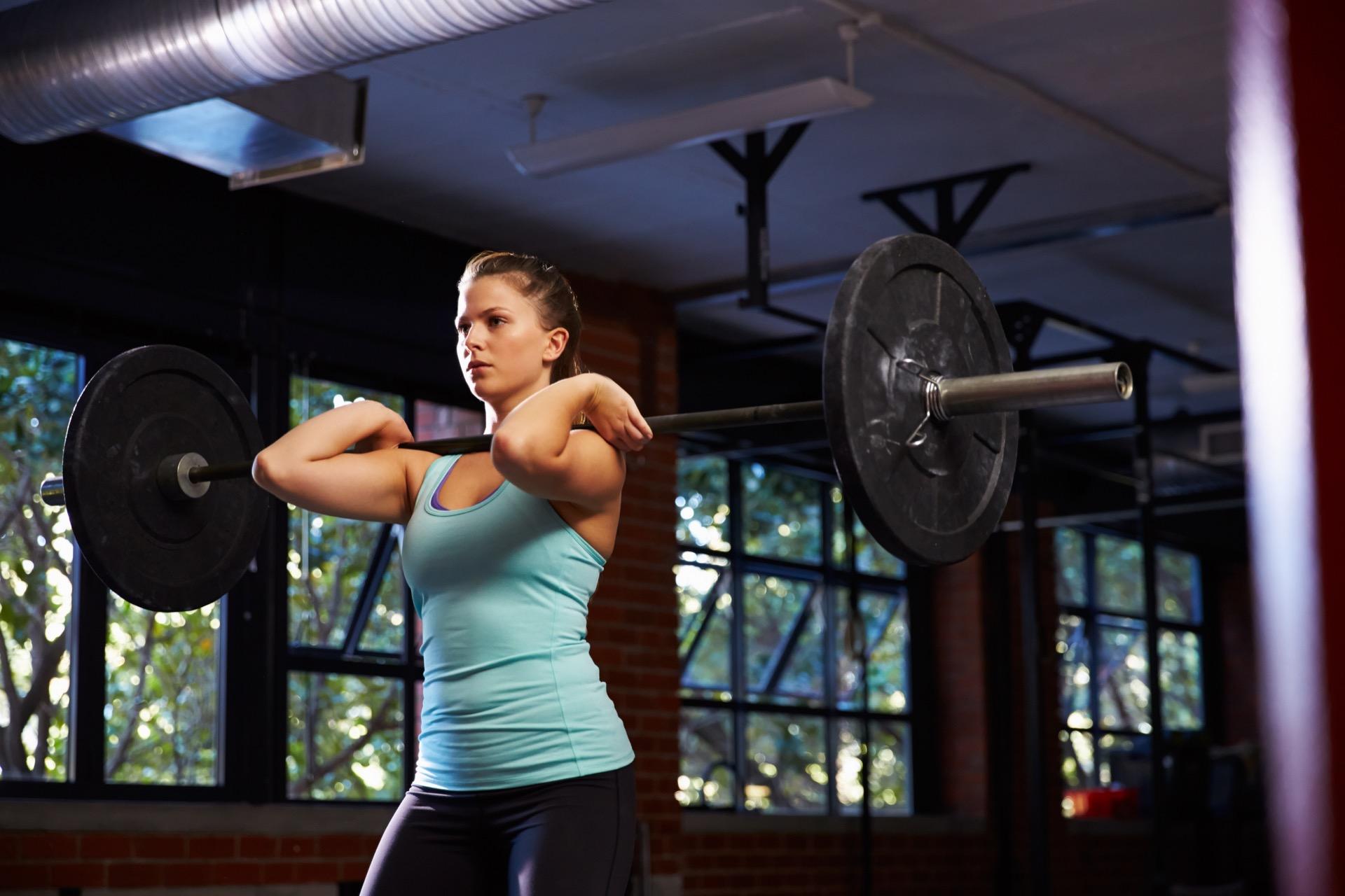 høyfrekvent trening