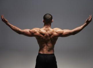 sterke skuldre