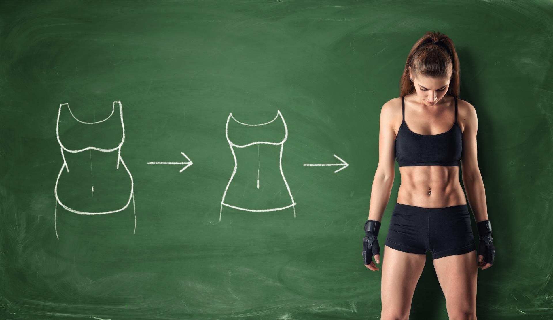 trening for vekttap