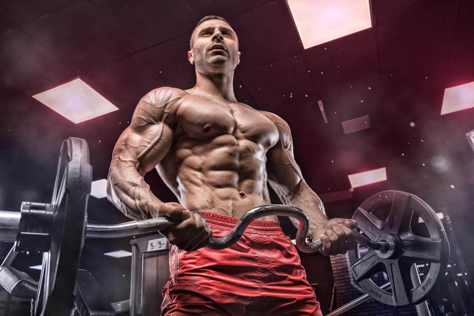 hypertrofi muskelvekst