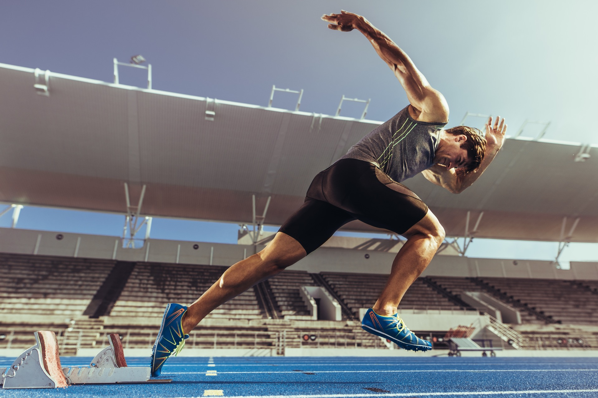 tredemølle sprint