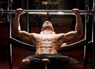 brystmuskler muskelvekst