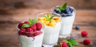 Yoghurt sunt slankemat