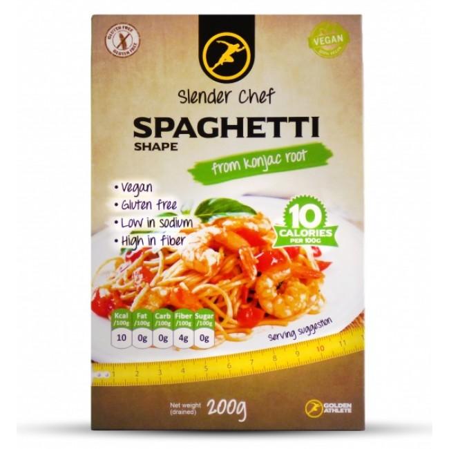 kalorifattig spaghetti
