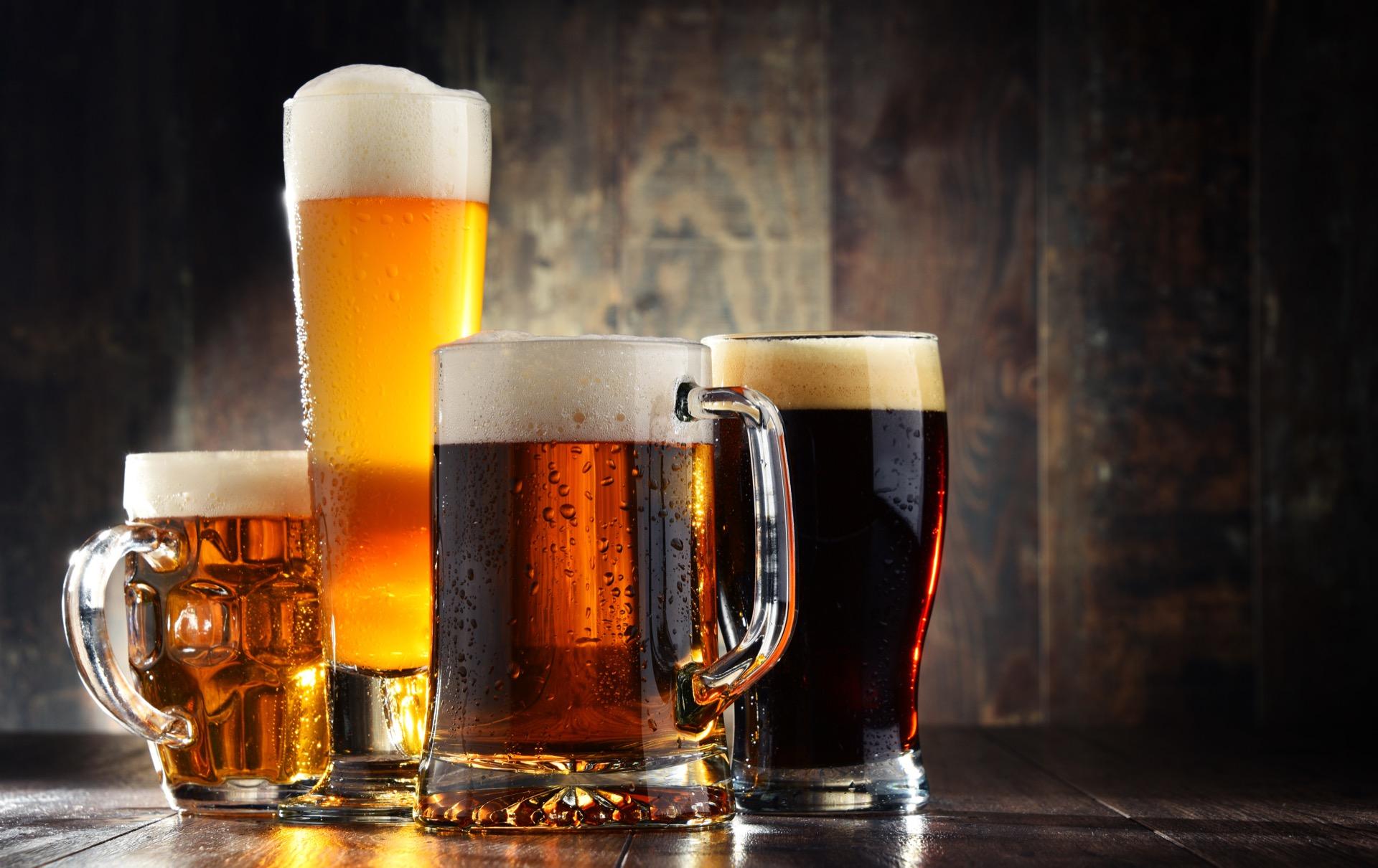 øl kalorier