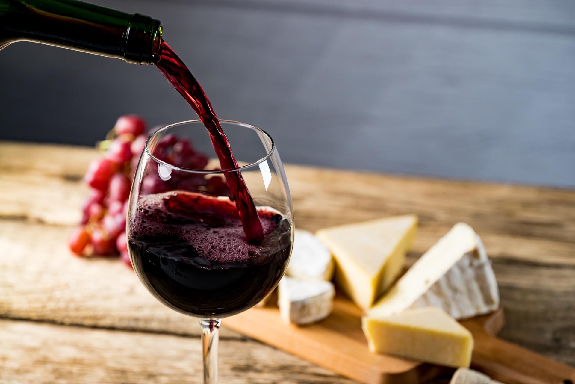 vin kalorier
