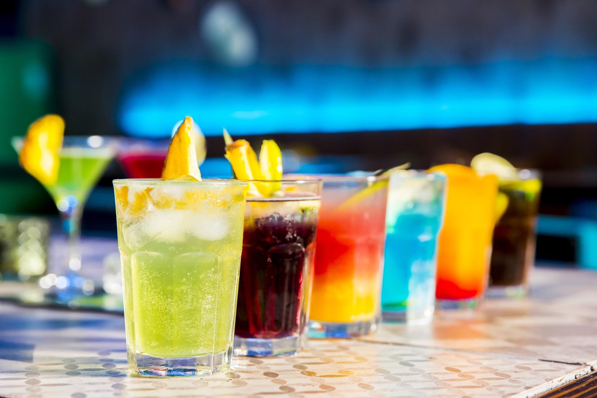 kalorier i drinker