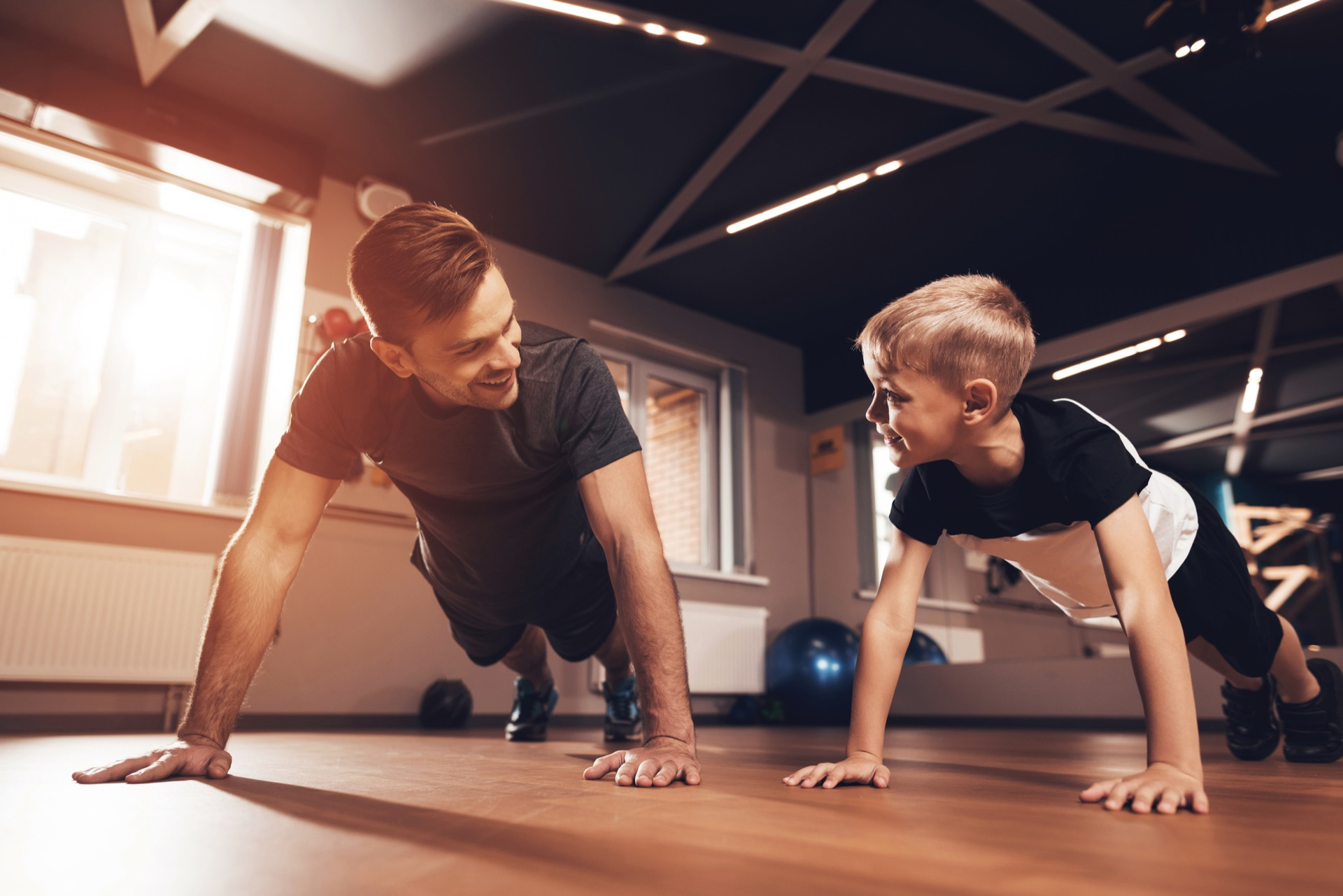 motivasjon til trening